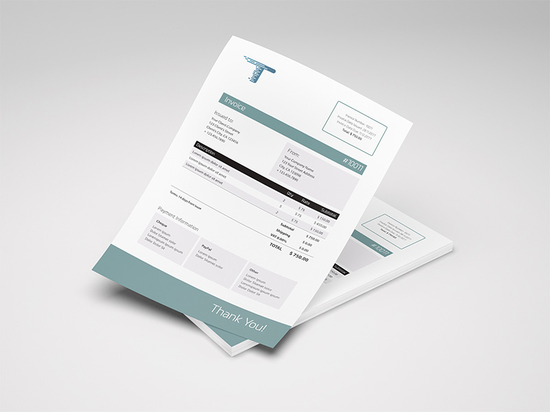 Business Form printing services in Tucson AZ