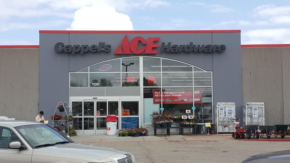 Channel Letters - Ace Hardware